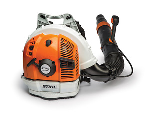 Stihl BR700 Worlds Most Powerful Blower Commercial Landscape