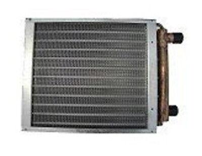 Outdoor Wood Furnace Boiler Water to Air Heat Exchanger 8X8  american royal Air Heat Exchanger Wood Furnace