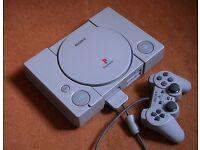 Sony Playstation 1 Console (With all leads and 1 controller - GREAT CONDITION!)