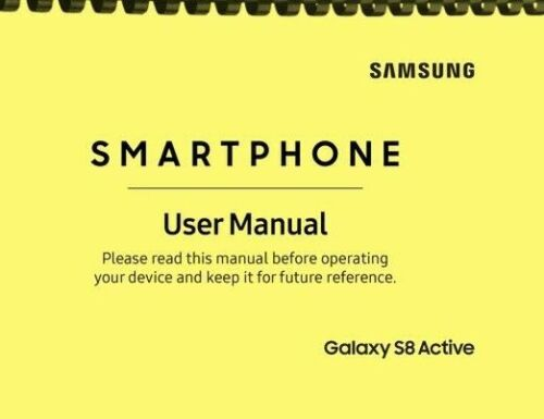 Samsung Galaxy S8 Active AT&T OWNER