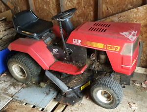 """RALLY 12HP / 38"""" - Very Solid Lawn Mower"""