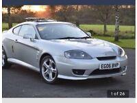 Cheep Car Hyundai V6 2.7 for Sale £1600