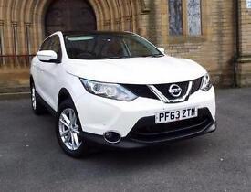 2014 Nissan Qashqai 1.2 DiG-T Acenta Premium 5 door Petrol Hatchback