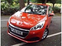 2015 Peugeot 208 1.0 PureTech Active 5 door Petrol Hatchback
