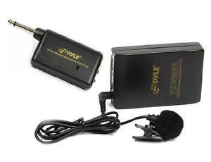 PylePro Lavalier Wireless Microphone System - PDWM96