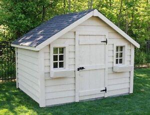 Sheds, Garden Sheds - Solid Wood - European Style Windsor Region Ontario image 5