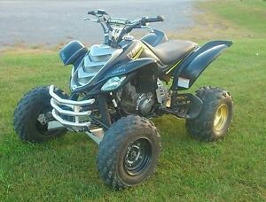 2004 Yamaha Raptor 660r Limited Edition