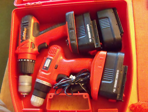 DRILL SET FOR SALE