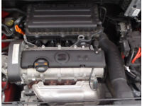 2014 Seat Ibiza 1.4 CGG Engine Complete