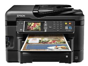Epson Workforce WF-3640 All-in-one colors Printer