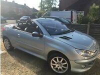 Peugeot 206 cc for sale!