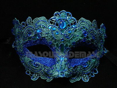 Prom Masquerade Masks (Lace Masquerade Ball Mask Birthday Burlesque School  Dance Prom Birthday)