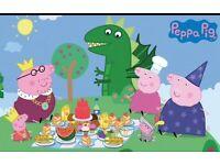 Peppa pig poster