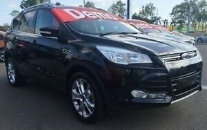 2014 Ford Kuga TF Trend PwrShift AWD Black 6 Speed Sports Automatic Dual Clutch Wagon Berrimah Darwin City Preview