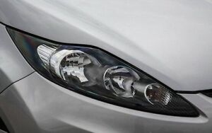 2012 Ford Fiesta Silver Sports Automatic Dual Clutch Hatchback Maddington Gosnells Area Preview
