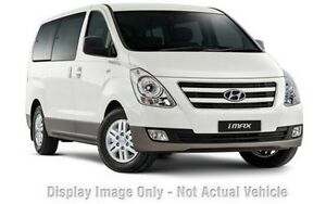2016 Hyundai iMAX TQ3-W Series II MY17 Creamy White 4 Speed Automatic Wagon Yeerongpilly Brisbane South West Preview