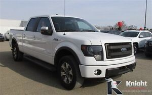 2014 Ford F-150 FX4 Heated/Cooled Leather NAV Back-Up Cam