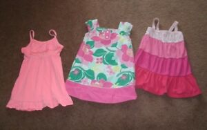 Girl's Summer Dresses, Size 2