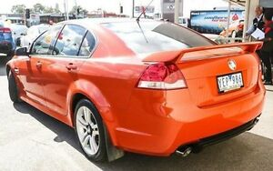2009 Holden Commodore Red Sports Automatic Sedan Dandenong Greater Dandenong Preview