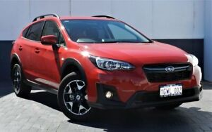 2019 Subaru XV G5X MY19 2.0i Lineartronic AWD Red 7 Speed Constant Variable Wagon Maddington Gosnells Area Preview