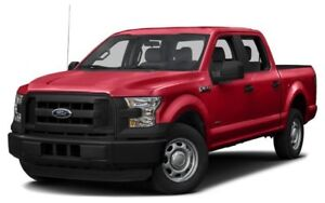 2016 Ford F-150 SuperCrew XLT Special Edition 6.5' Box 5.0L