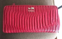 COACH MADISON GATHERED LEATHER WALLET - GREAT CONDITION