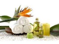 Professional Massage by masseuse