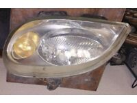 Citroen Saxo N/S Headlight (2002)