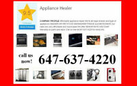 AFFORDABLE STOVE REPAIR TORONTO 647-637-4220