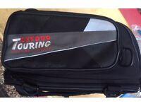 Oxford Motorbike Magnet Tank Bag & Backpack ( including rain cover)