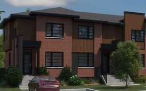 Newly constructed Town House in Vaudreuil-Dorion for rent