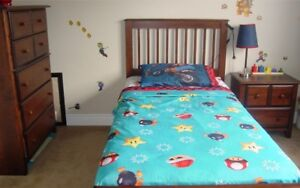 SUPERMARIO BEDDING AND WALL DECALS
