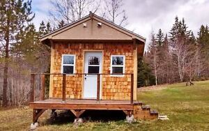Cabot Trail Cabin for Rent Summer 2017 & Winter 2017/18