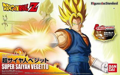Dragon Rise - Figure-rise Standard Dragon Ball Z Vegetto (Vegito) Plastic Model Kit USA SELLER
