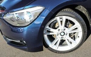 2013 BMW 118d F20 MY0713 Steptronic Blue 8 Speed Sports Automatic Hatchback Nunawading Whitehorse Area Preview