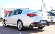 2015 Holden Commodore VF II MY16 SV6 Silver 6 Speed Sports Automatic Sedan Fremantle Fremantle Area Preview