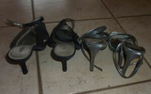 Heels (for prom), boots, flats, size 7, 7.5 $ 5 per pair Kitchener / Waterloo Kitchener Area image 2