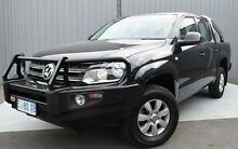2015 Volkswagen Amarok 2H MY15 TDI420 4Motion Perm Trendline Black 8 Speed Automatic Utility Invermay Launceston Area Preview