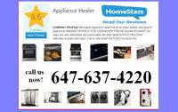 affordable washer repair 647-637-4220