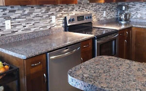 Laminate Countertops and Sinks
