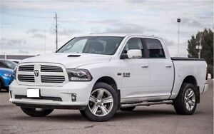 Ram 1500 SPORT Crew Cab **ONLY 30,000 kms**
