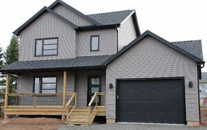 Two Story Family Home w/ Garage in Grove Hamlet Moncton!