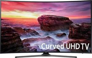 "BRAND new Samsung 65"" 4K, & 4K CURVED UHD ,HDR PRO, TIZEN, 120HZ, BLU-TOOTH, WIFI, SMART LED"