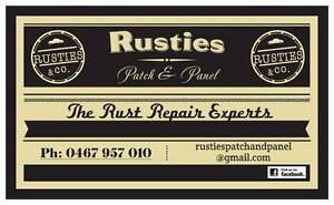 Rusties & Co patch and panel Moorabbin Kingston Area Preview