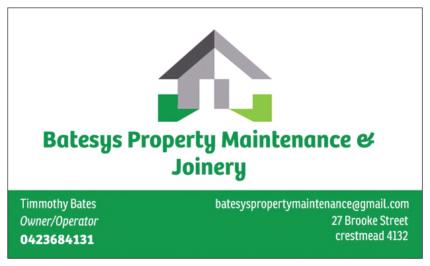 Batesys Property Maintance & Joinery