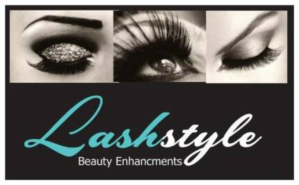 Lash Style Extensions & Tan