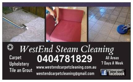 WestEnd Professional Steam Cleaning