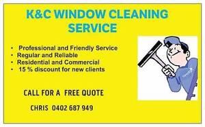K.C Window Cleaning Service Bendigo Bendigo City Preview