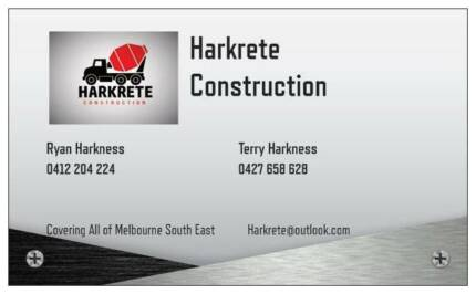 Harkrete Concreting