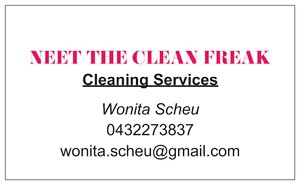 NEET THE CLEAN FREAK Cleaning Services Woodford Moreton Area Preview